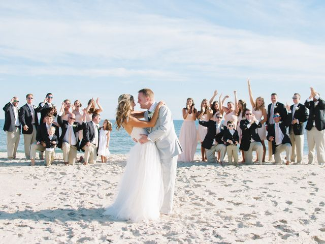 Jessica and Christopher's Wedding in Westhampton Beach, New York 15