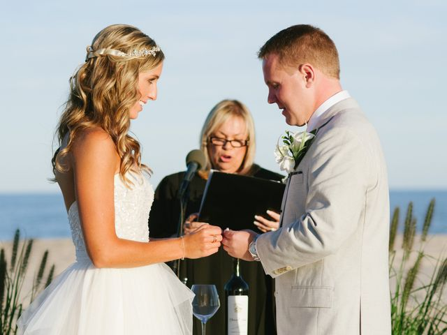Jessica and Christopher's Wedding in Westhampton Beach, New York 13