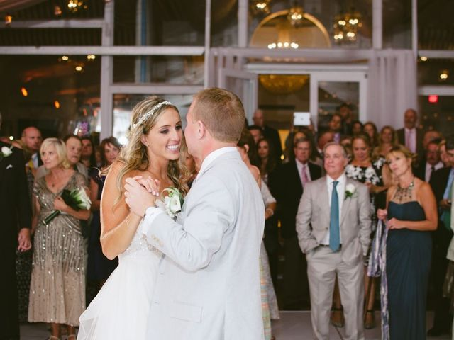 Jessica and Christopher's Wedding in Westhampton Beach, New York 22