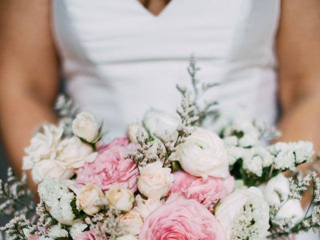 Katelyn and Alex's wedding in North Carolina 4