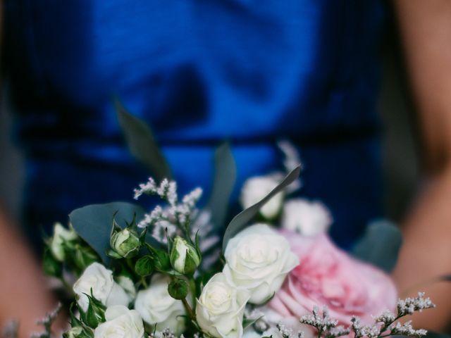 Katelyn and Alex's wedding in North Carolina 5