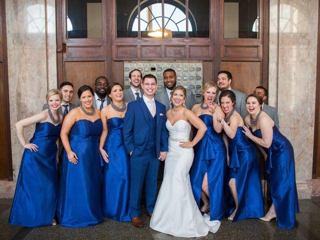 Katelyn and Alex's wedding in North Carolina 10