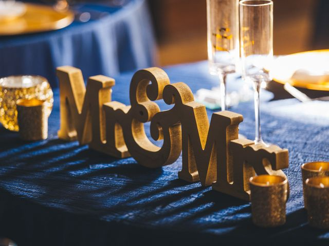 Katelyn and Alex's wedding in North Carolina 24