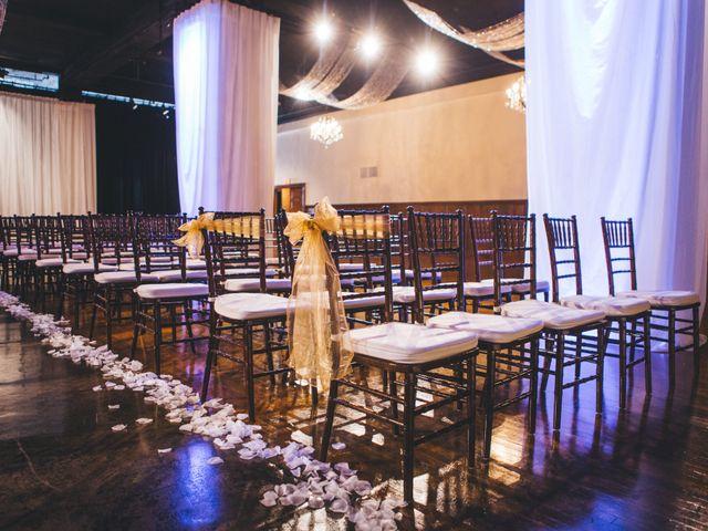 Katelyn and Alex's wedding in North Carolina 11