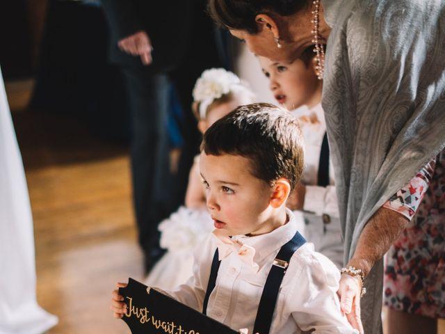 Katelyn and Alex's wedding in North Carolina 14