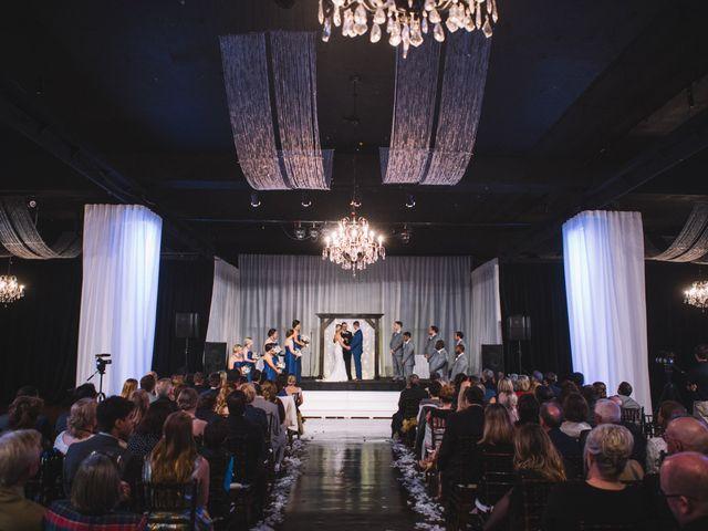 Katelyn and Alex's wedding in North Carolina 16