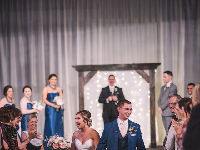 Katelyn and Alex's wedding in North Carolina 18