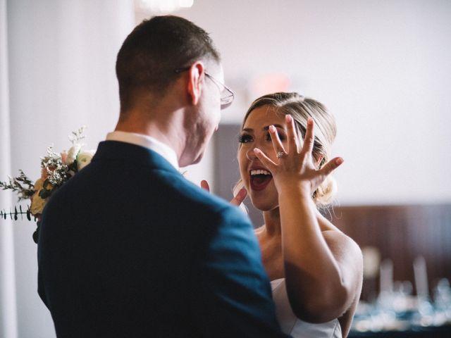 Katelyn and Alex's wedding in North Carolina 19