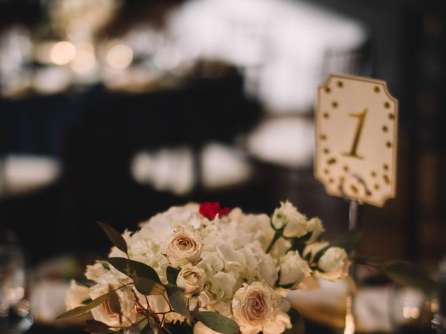 Katelyn and Alex's wedding in North Carolina 22
