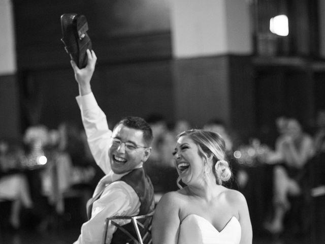 Katelyn and Alex's wedding in North Carolina 27