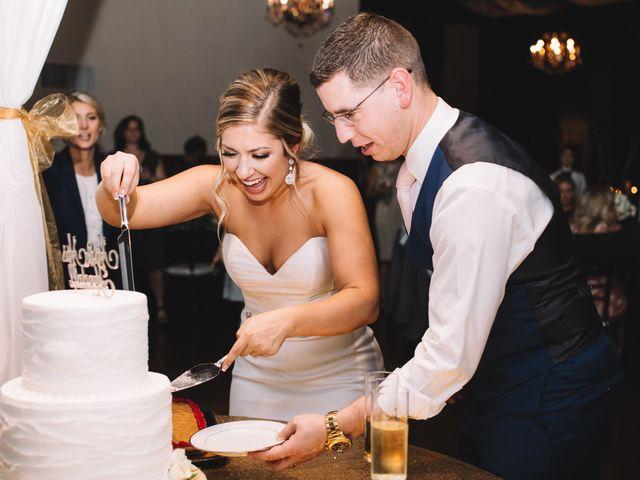 Katelyn and Alex's wedding in North Carolina 28