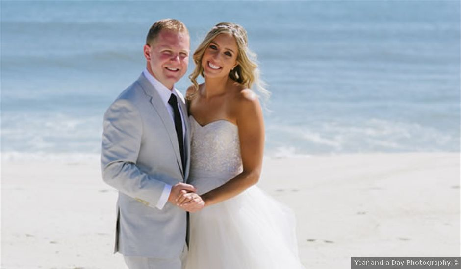 Jessica and Christopher's Wedding in Westhampton Beach, New York