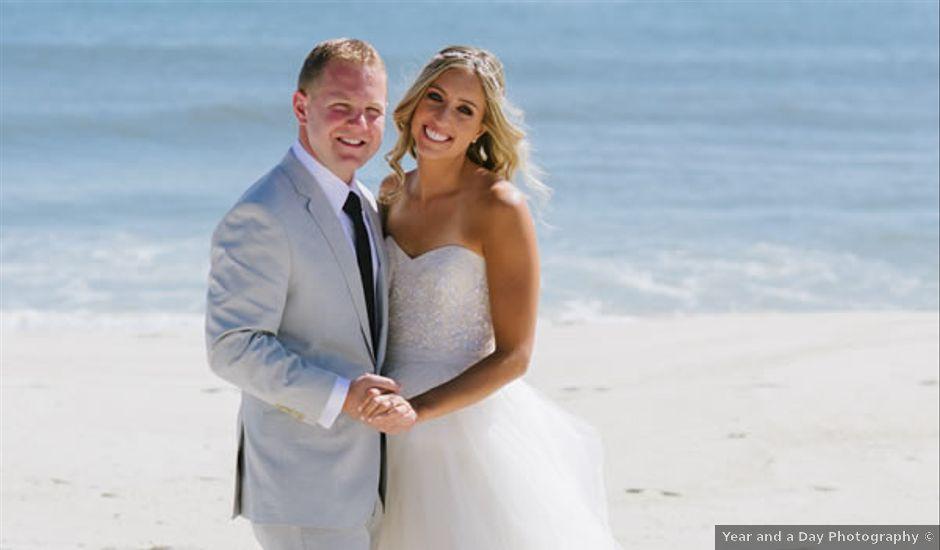 Real Weddings Weddingwire: Nautical New York Beach Wedding , Wedding Real Weddings