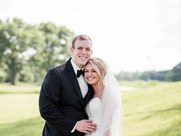 The wedding of Tyler and Allie