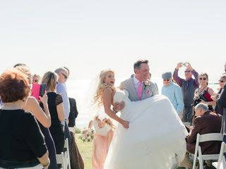 Corinne and Michael's Wedding in Rancho Palos Verdes, California 2