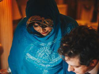 The wedding of Salma and David 1