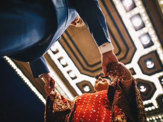 The wedding of Salma and David 3