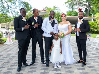 The wedding of Jeffery and Bettina 3