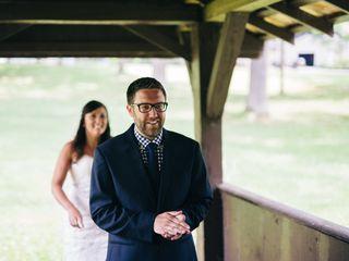 Ashley and Drew's Wedding in Canton, Ohio 3
