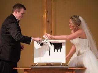 Allie and Tyler's Wedding in Wisconsin Dells, Wisconsin 12