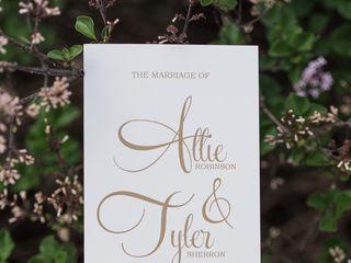 Allie and Tyler's Wedding in Wisconsin Dells, Wisconsin 10