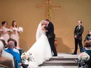 Allie and Tyler's Wedding in Wisconsin Dells, Wisconsin 13