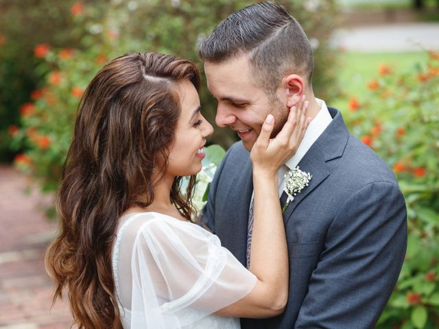 Shane and Arely's Wedding in Kyle, Texas 1