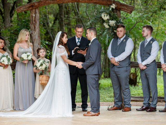 Shane and Arely's Wedding in Kyle, Texas 27