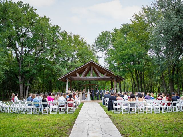 Shane and Arely's Wedding in Kyle, Texas 28