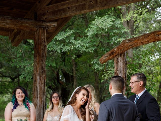 Shane and Arely's Wedding in Kyle, Texas 31