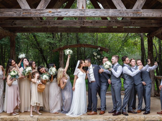 Shane and Arely's Wedding in Kyle, Texas 35