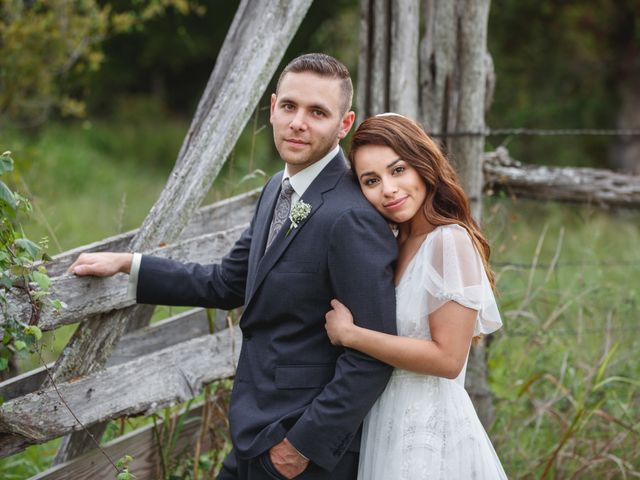 Shane and Arely's Wedding in Kyle, Texas 46