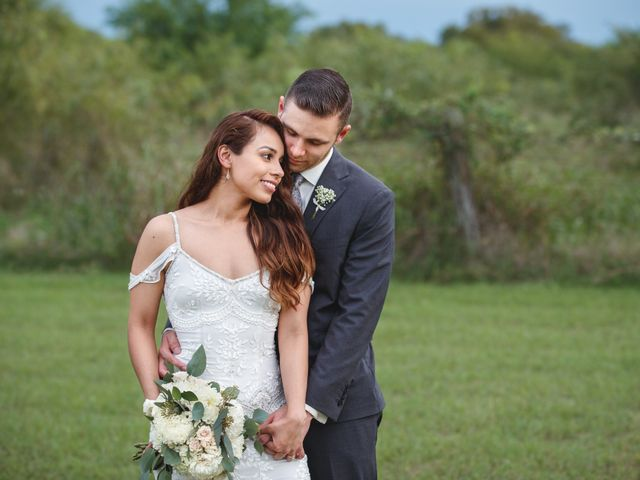 Shane and Arely's Wedding in Kyle, Texas 50