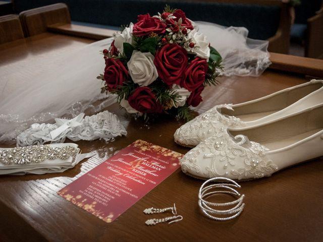 James and Jennifer's Wedding in San Antonio, Texas 1