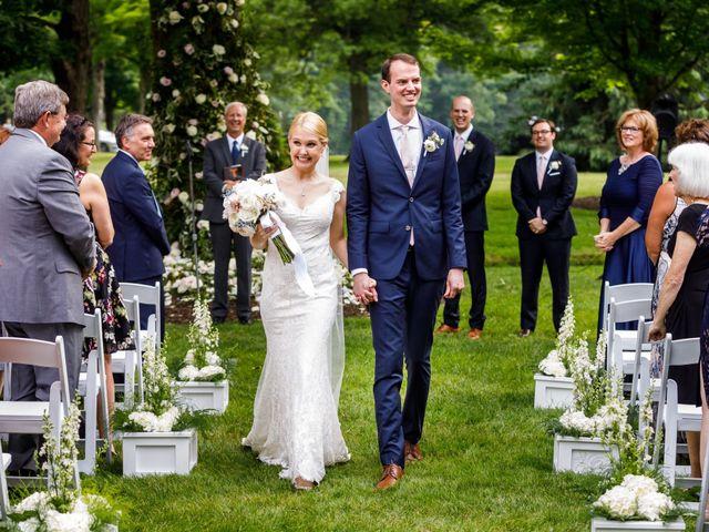 Luke and Annie's Wedding in Gates Mills, Ohio 1