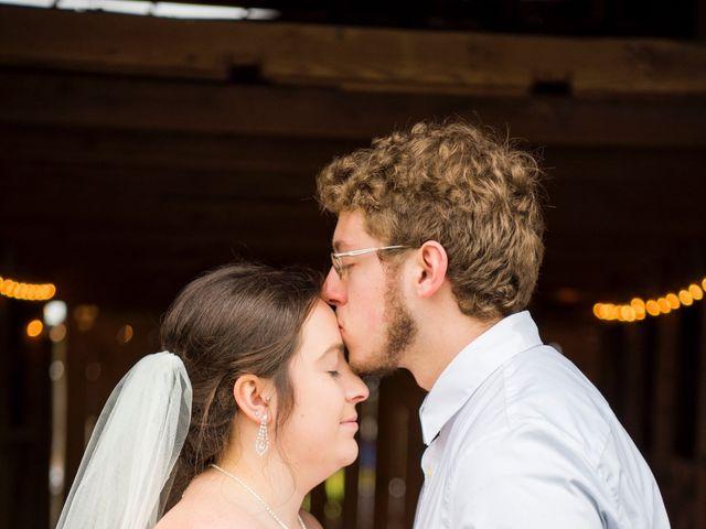 Drew and Victoria's Wedding in Trinity, North Carolina 13