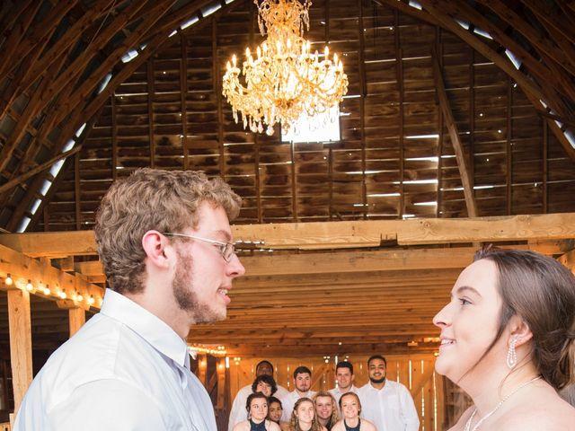 Drew and Victoria's Wedding in Trinity, North Carolina 14