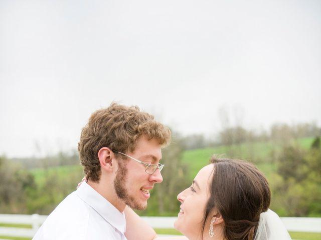 Drew and Victoria's Wedding in Trinity, North Carolina 15