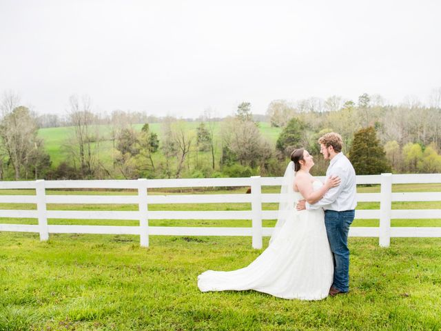 Drew and Victoria's Wedding in Trinity, North Carolina 16