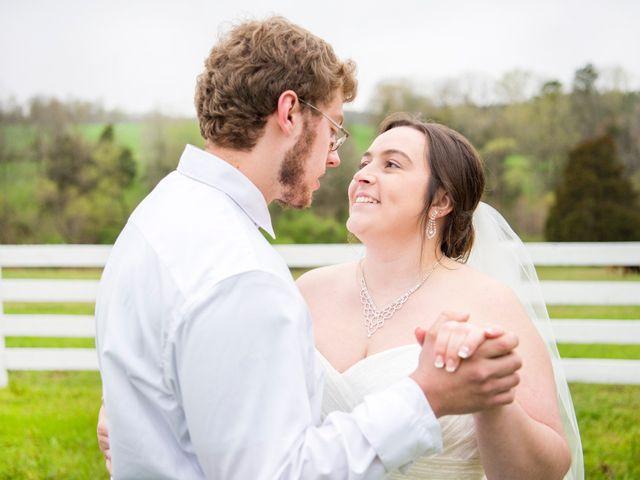 Drew and Victoria's Wedding in Trinity, North Carolina 2