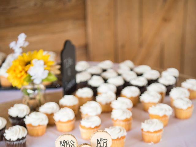 Drew and Victoria's Wedding in Trinity, North Carolina 17