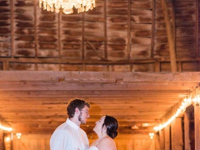 Drew and Victoria's Wedding in Trinity, North Carolina 19