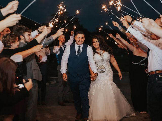 Cruise and Kaylee's Wedding in Aubrey, Texas 3