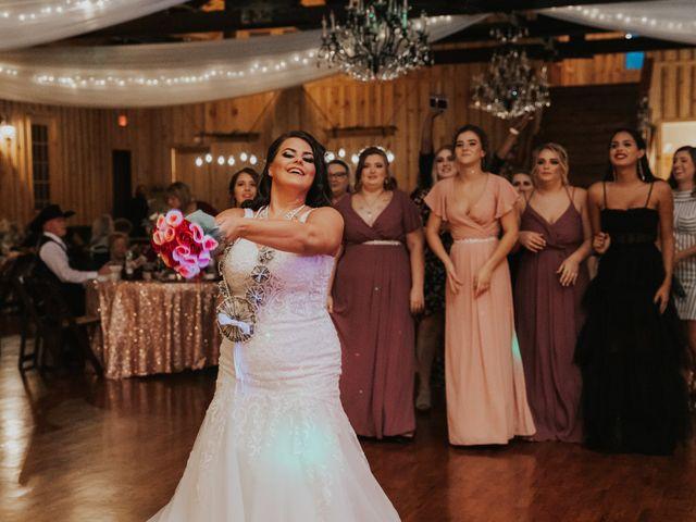 Cruise and Kaylee's Wedding in Aubrey, Texas 5