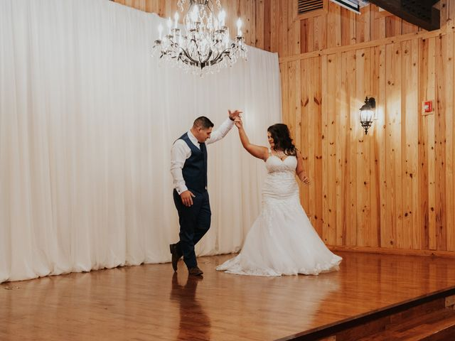 Cruise and Kaylee's Wedding in Aubrey, Texas 7