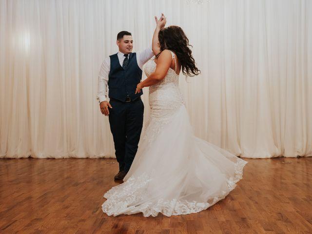 Cruise and Kaylee's Wedding in Aubrey, Texas 8
