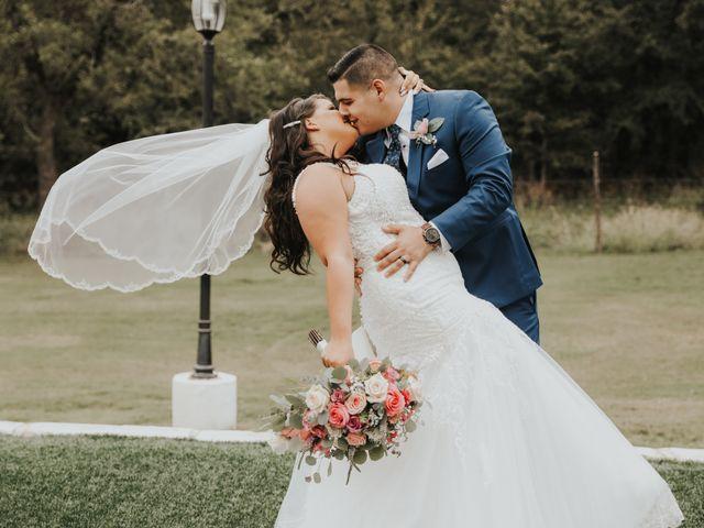 Cruise and Kaylee's Wedding in Aubrey, Texas 11