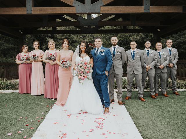 Cruise and Kaylee's Wedding in Aubrey, Texas 12