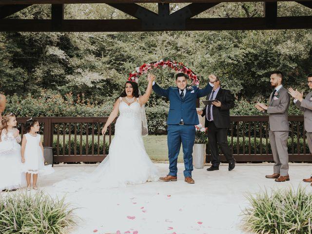 Cruise and Kaylee's Wedding in Aubrey, Texas 13