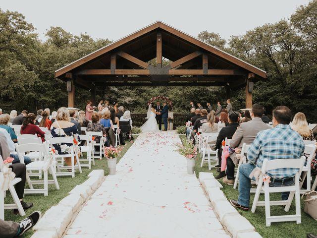 Cruise and Kaylee's Wedding in Aubrey, Texas 15